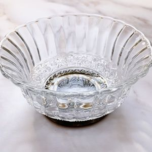 ✨Vintage Small Glass Catch Dish Bowl